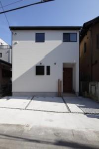 葉山町T邸、完成写真