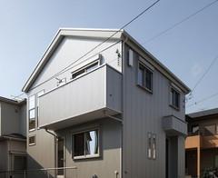 横浜市K邸、完成