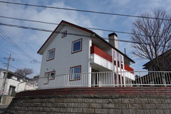 横須賀市M邸、完成