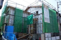 横須賀市IH邸、外構工事