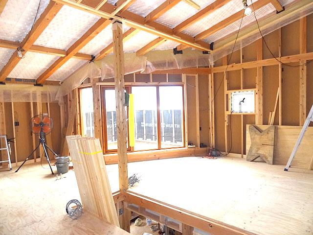 7月3日 超高性能ゼロ・エネ住宅構造見学会を開催