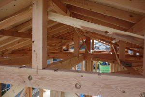 6月26日 地域型住宅グリーン化事業採択建物、構造見学会を開催